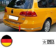 Ladekantenschutz für VW Passat Variant B8 3G5 AB 2014 Chrom Leiste Edelstahl V2A