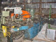 """Pines #1 Pipe, Tube & Bar Bender 17RPM 5HP 1.575"""" Capacity Horizontal"""