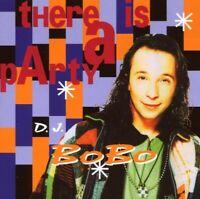 "DJ BOBO ""THERE IS A PARTY"" CD 14 TRACKS NEU"