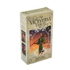 78pcs Vice Versa Tarot Kit Tarot Cards Oracle Deck Family Party Board Game Toy