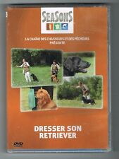DRESSER SON RETRIEVER - CHASSE - SEASONS - DVD - NEUF NEW NEU