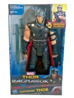 Marvel Legends Avengers Electronic Thor Ragnarok Action Figure Hasbro