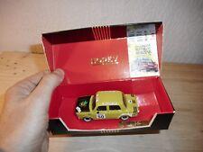 rare NOREV ligne noire 1998 série 100 pièces SIMCA 1000 rallye mont blanc  + BOX
