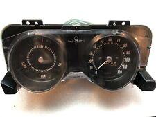 72 GTO 120 Mph Gauge Cluster Speedometer Fuel Gauge Gauges Lemans Tempest 1972