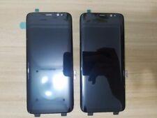 Samsung Galaxy S8 G950F/U/W LCD ohne Rahmen mit Werkzeug schwarz
