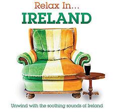 20 Irish Favourites - Relax... In Ireland - CD - BRAND NEW SEALED - Irish Songs