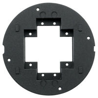 HUBBELL S1SPEXT3 flush sub-plate Extron or FSR Single-Service HU-S1SPEXT3