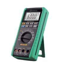 Kyoritsu Digital Multimeter Kew1051 Rms
