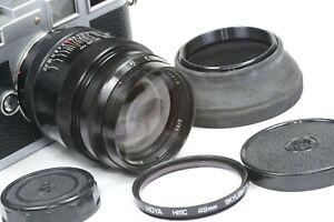 JUPITER 9  85mm f2, M39/ LTM screw for Leica, Bessa, Zorki,  Zeiss Sonnar copy