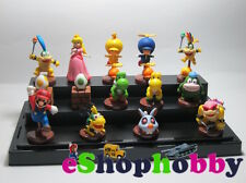 Furuta Choco Egg Super Mario Bros.Part 4 Wii Figure full set of 14 Pcs Japan New