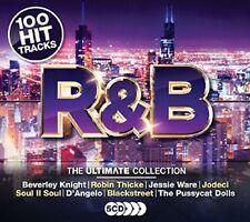 ULTIMATE R&B (TAIO CRUZ, AKON, WILL.I.AM, NE-YO, SOUL II SOUL,...)  5 CD NEUF