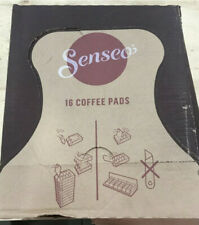 Senseo Strong - 16 coffee pads in one box. 160 per Case .  BB 4/2020