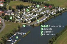 Campingplatz 4 Sterne mit Restaurant und eigenen Bootshafen