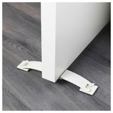 2x IKEA PATRULL Door Stop Stopper Guard in White for Kids Children Babies Safety