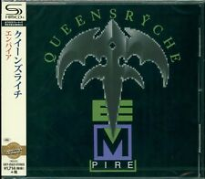 QUEENSRYCHE EMPIRE SHM REMASTERED CD +3 - JAPAN 2015 - GIFT PERFECT