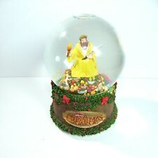 Disney's A Christmas Carol Musical Snow Globe