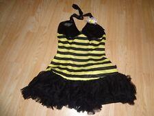 Women's Bumblebee Halloween Costume S/M
