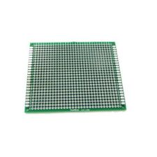 Double Sided Prototype Paper PCB Matrix Circuit Board Universal 7 × 9cm