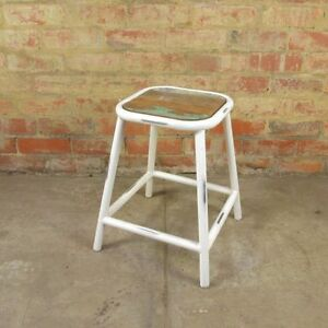 Commercial Grade Low Stools - Industrial Style - Sustainable Furniture
