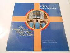 THE WATSON GROVE BAPTIST CHURCH   MASS CHOIR  SS  ROOM AT THE CROSS VINYL LP