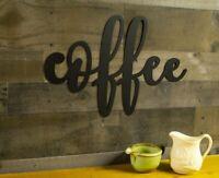 Coffee Metal Sign, Farmhouse Decor, Quotes, Bar, Wine, Kitchen Decor, Mocha