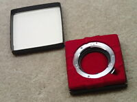 Olympus OM Auto 7 Extension Ring Nice in Box