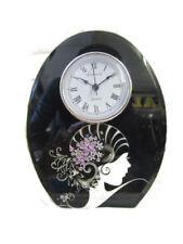 Orologi da parete rose ovale 12 ore