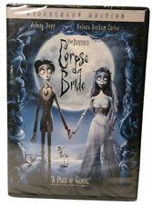 Tim Burton's Corpse Bride (Dvd, 2006, Widescreen) Johnny Depp