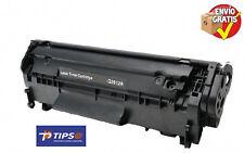 Toner 12A / Q2612A Negro para HP LaserJet 1010, 1012, 1015, 1020.... Genérico