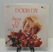 DORIS DAY - Sings For You - Realm Records 1982 Vinyl LP - NEW SEALED Rare!