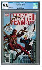 Marvel Team-Up #21 (2006) Robert Kirkman CGC 9.8 White Pages GG557