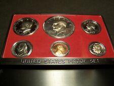 1973 s US Mint Proof Set