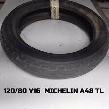 PNEUMATICO TYRE 120 80 16 120/80V16 120-80/16 MICHELIN A48TL