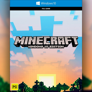 🔥 Minecraft: Windows 10 Edition - CD Key | Instant Delivery