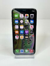 Apple iPhone XS, 64GB Storage, Space Grey, Network Unlocked - Grade B