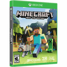 Minecraft Xbox One Edition - BRAND NEW!  -SEALED - **FREE SHIPPING**