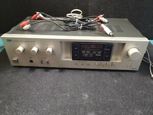 SANSUI A-505 VINTAGE CLASSIC INTEGRATED AMPLIFIER PHONO Seperate HiFi Deck