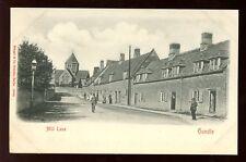 Northamptonshire Northants OUNDLE Mill Lane & locals u/b PPC