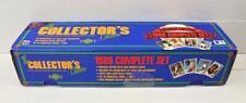 1989 Upper Deck Baseball Factory Sealed Set w/ Ken Griffey Jr. Rookie Card RC