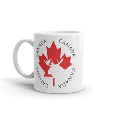 Canada haute qualité 10 oz (environ 283.49 g) Café Thé Tasse #4338