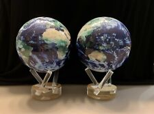 "MOVA Earth With Clouds 4.5"" Globe With Acrylic Base"