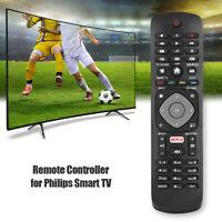 Ersatz Fernbedienung für PHILIPS Smart TV mit NETFLIX APP HOF16H303GPD24