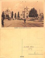 Milano - Facciata Cimitero Monumentale TRAM 5 EDIZIONE CESARE CAPELLO (A-L 578)