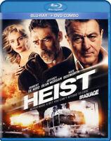 HEIST (BLU-RAY + DVD COMBO) (BLU-RAY) (BILINGUAL) (BLU-RAY)