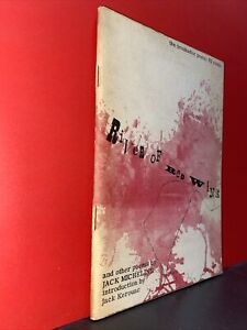 Jack Micheline, Jack Kerouac / River of Red Wine Signed 1st Edition 1958