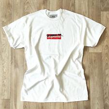 T Shirt Muschi Kreuzberg, Too Broke For Supreme, White, Size XL