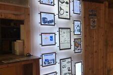 Pannello vetrina Led Pubblicitario A3 Orizzontale 12V 8W Retroilluminato negozio
