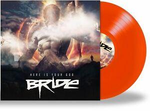 BRIDE – Here is your God  (NEW*US WHITE METAL KILLER*LIM.300 ORANGE V.*NEW ALBUM