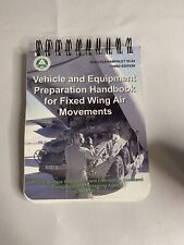 Vehicle & Equipment for Fixed Wing Air Movements  SDDCTEA Pamphlet 55-24  3rd Ed