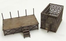 SLAVE MARKET (Streets & Gangs of Rome) - 28mm  - ASSEMBLED MDF & HIGHLY PAINTED
